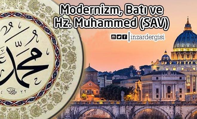 Modernizm, Batı ve Hz. Muhammed (s.a.v)