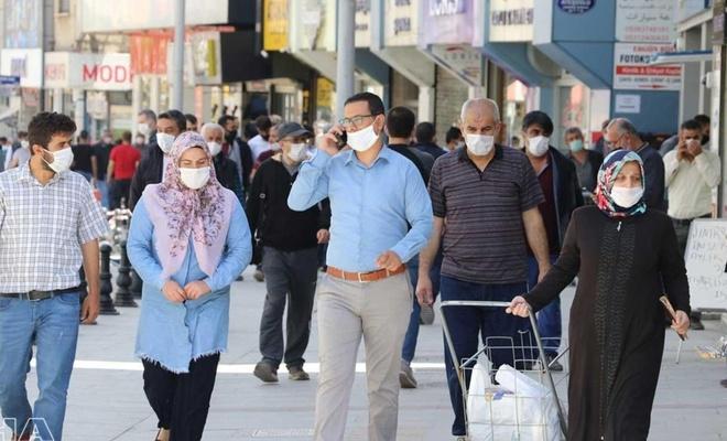 Bursa ve Zonguldak ile beraber toplam 32 ilde maskesiz sokağa çıkmak yasaklandı