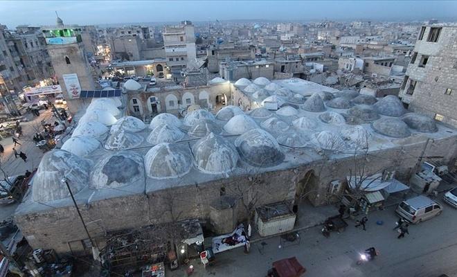 Suriye'deki El Bab Ulu Camisi yeniden ibadete açılacak