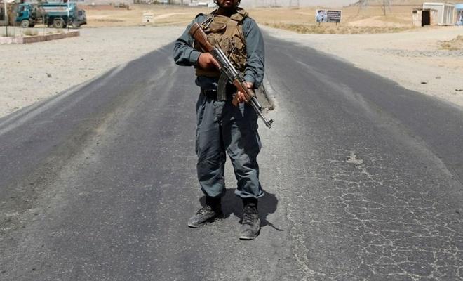 Afganistan'da karakollara saldırı
