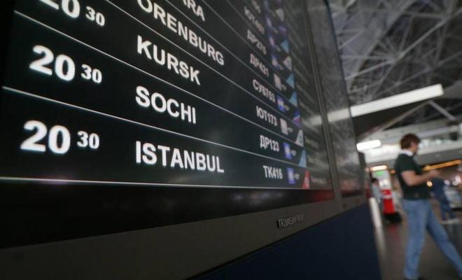 Rusya ve Türkiye arasındaki uçuşlar başlıyor
