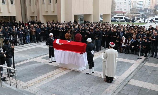 Vali Yardımcısı İmamgiller`in cenazesi Sivas`a gönderildi