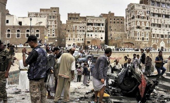 Koalisyon güçlerinin Yemen'deki insan hakları ihlalleri