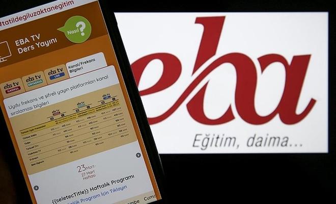 """Yapay zekâlı """"EBA Asistan""""ın başarısı"""