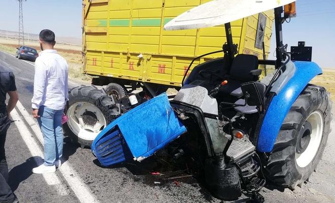 Şırnak'ta trafik kazası: 3 yaralı