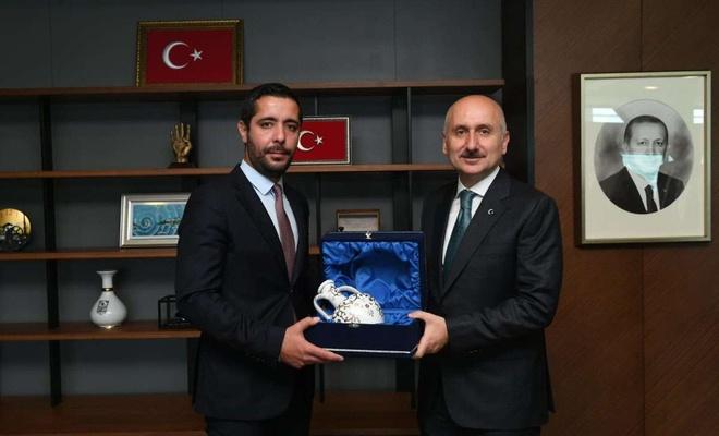 Türkiye ve Sırbistan arasında ulaştırma alanında iş birliği adımı