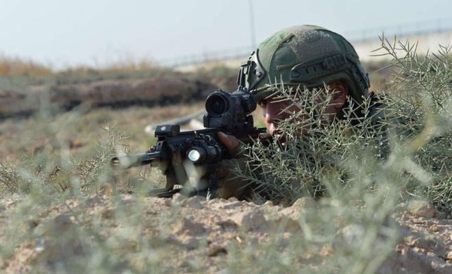Fırat Kalkanı bölgesine 2 PKK/YPG'linin öldürüldü