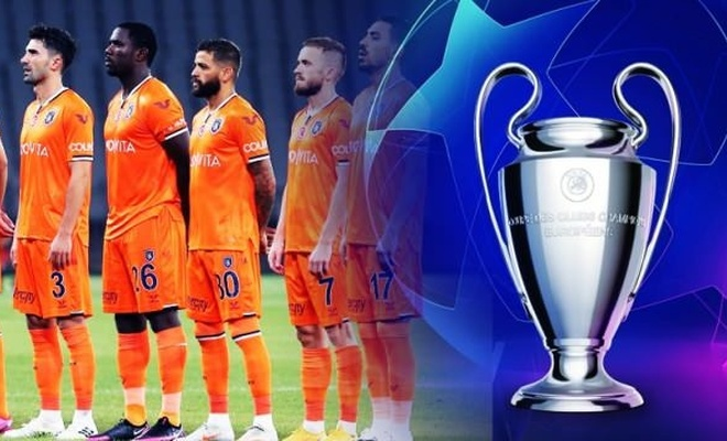 Başakşehir'in Şampiyonlar Ligi'ndeki grubu belli oluyor!