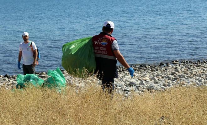 Van Gölü'nün korunmasına yönelik projeler hayata geçiriliyor