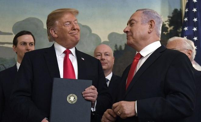Netanyahu'dan Ürdün Vadisi açıklaması: İlhak konusunu Trump ile görüştüm
