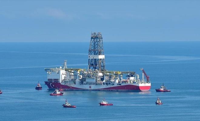 Karadeniz'deki gaz, sanayi ve binaların 12 yıllık ihtiyacını karşılayabilir