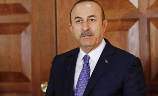 """Bakan Çavuşoğlu Endonezyalı mevkidaşı ile """"Filistin'de yaşananları"""" görüştü"""