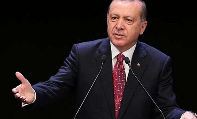 """Erdoğan: """"Yangından etkilenen hiçbir vatandaşımızı mağdur etmeyeceğiz"""""""