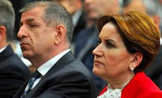 Ümit Özdağ'ın istifasına Akşener'den ilk yorum!