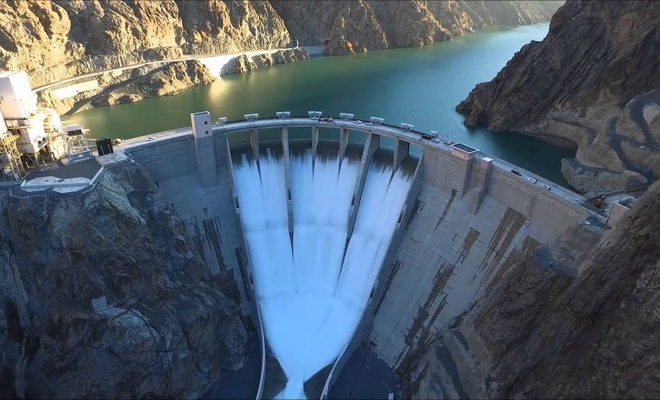 Artvin Barajı ve HES'ten ekonomiye büyük katkı
