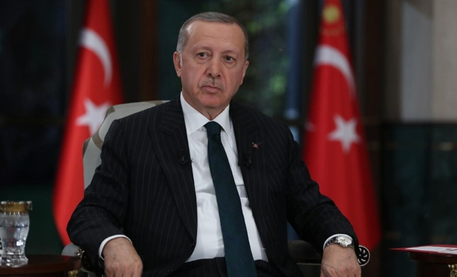 Cumhurbaşkanı Erdoğan, yazar Cemil Meriç'i vefatının 33. yılında andı