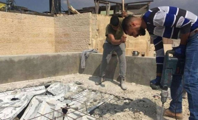 ZOA forces Jerusalemite to raze his own house
