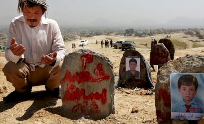 Afganistan'da sivil ölümler en yüksek sayısına ulaştı