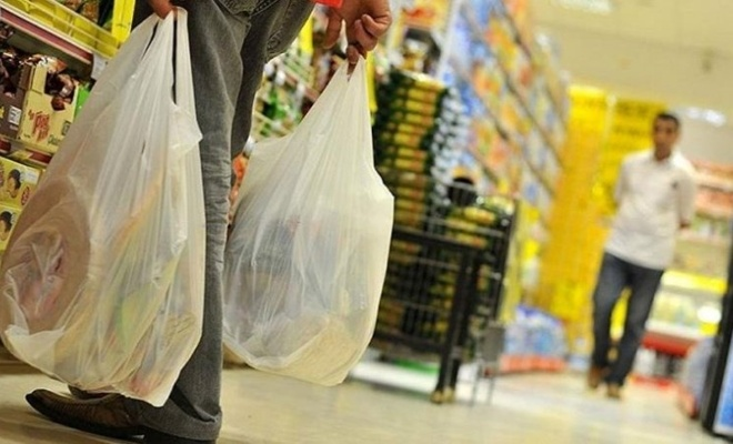 Koronavirüse bağlı tüketim plastik poşet satışlarını da artırdı