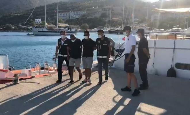 Yunanistan'a kaçmaya çalışan 10 FETÖ'cü yakalandı