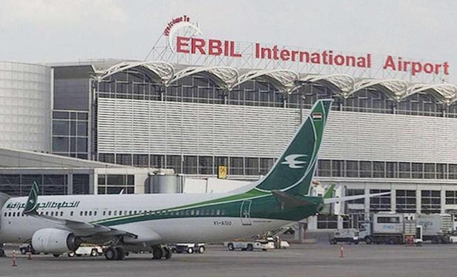 Erbil'den bazı ülkelere uçuşlar yeniden başladı