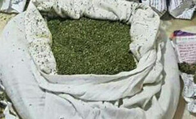 Mardin'de uyuşturucu operasyonu düzenlendi