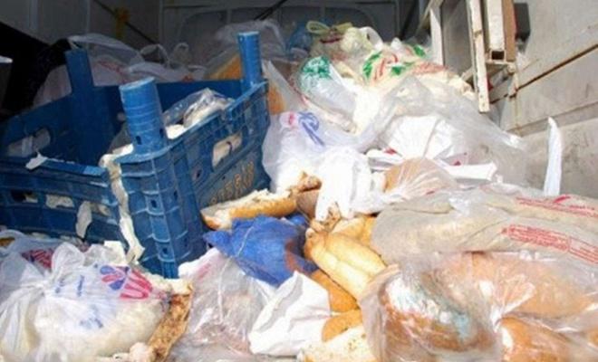 Günlük 4,9 milyon ekmek israf ediliyor!