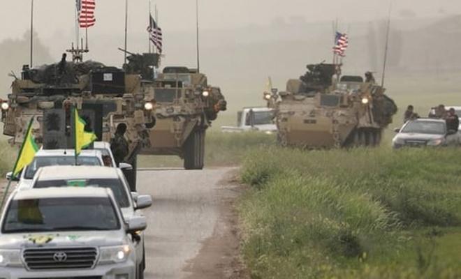 YPG/PKK'dan ABD'ye suçlama: Sözünüzde durmadınız