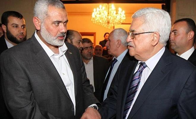 Heniyye ile Abbas, BAE ve Bahreyn'nin ihanetini görüştüler