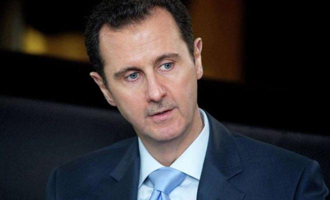 Suriye'de silahların gölgesinde yapılan seçimi Esad kazandı