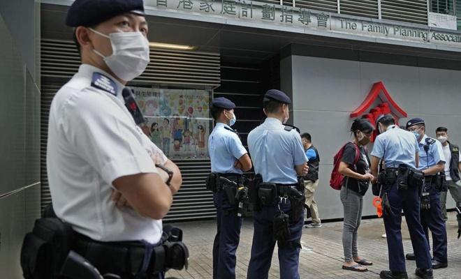 Hong Kong'da seçim