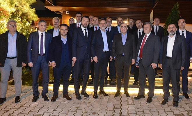 BTSO Başkanı Burkay: Bursa'nın stratejik dönüşümüne liderlik ediyoruz