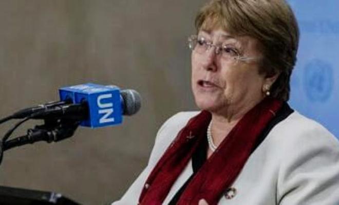 BM İnsan Hakları Komiseri Mişel Başilit:Türkiye insan haklarını ihlal ediyor