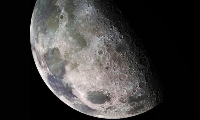 Ay`ın karanlık yüzü görüntülendi