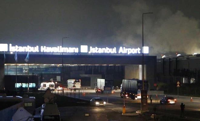 İstanbul Havalimanında sefer iptalleri iddiasına ilişkin açıklama