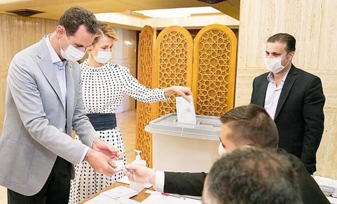 Suriye'de devlet başkanlığı seçimi 26 Mayıs'ta