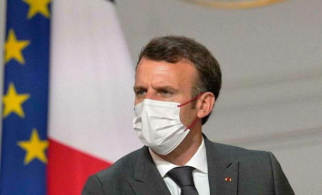 Macron'dan aşı sertifikası açıklaması