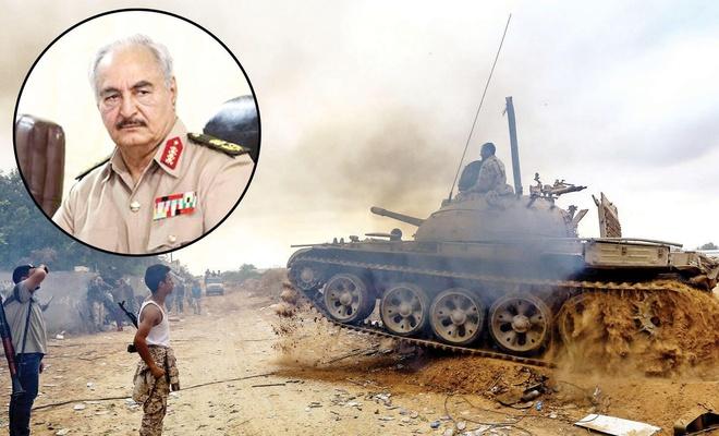 Libya'nın Karanlık Yüzü: Halife Hafter!