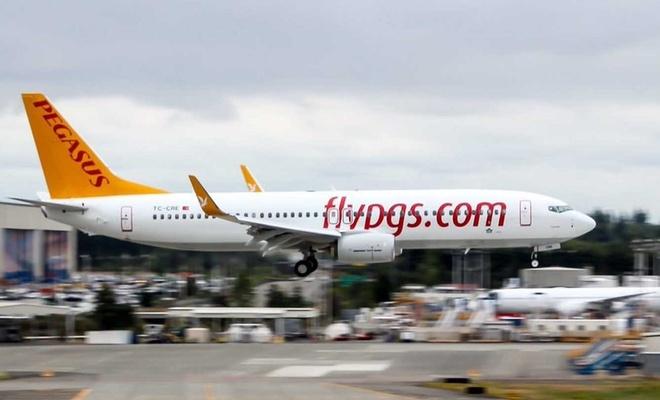 Pegasus, iç hatlarda yolcu uçuşlarına başlıyor