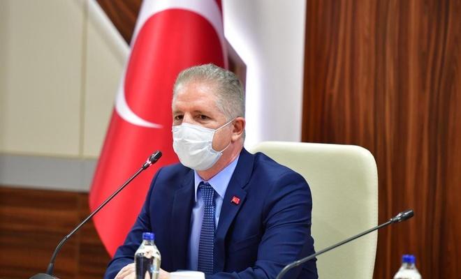 Covid-19 vakalarının arttığı Gaziantep'te yeni tedbirler alındı