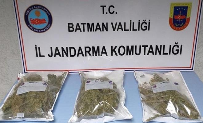 Batman`da PKK`nin finans kaynaklarına yönelik operasyon