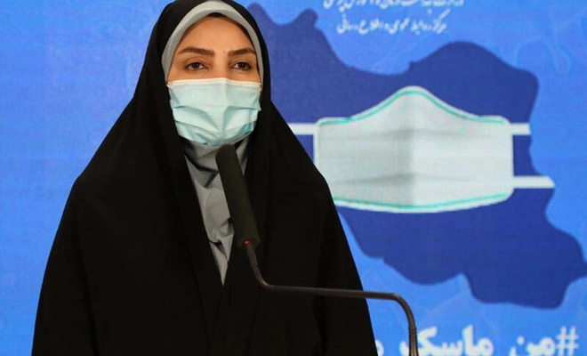 İran'da salgın nedeniyle günlük can kaybı 100 altında seyrediyor