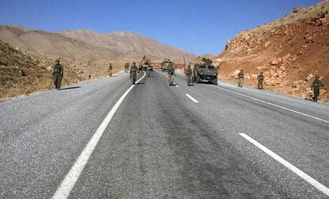 Bitlis'in 36 köy ve mezrasında sokağa çıkma yasağı ilan edildi