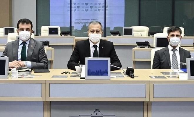 İstanbul Valisi Yerlikaya'dan 'mavi kategori' açıklaması