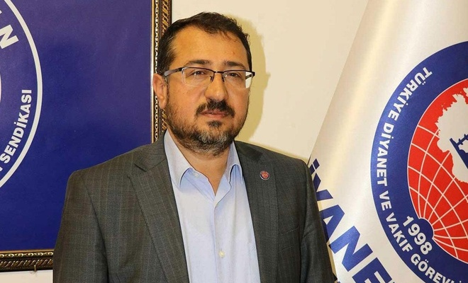 """Diyanet-Sen Gaziantep Şube Başkanı Göral: """"İstanbul Sözleşmesi iptal edilmelidir"""""""
