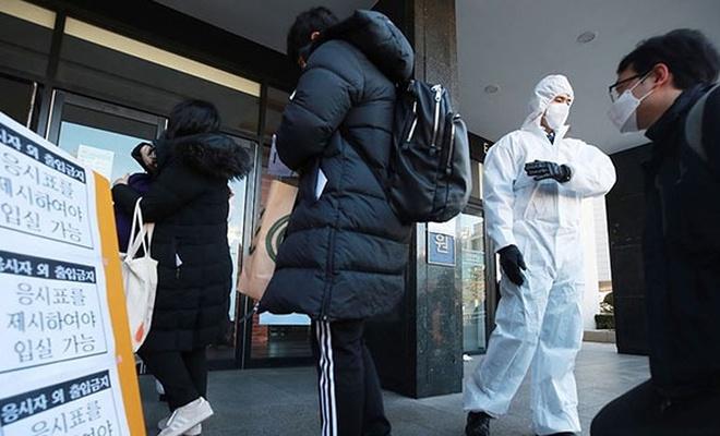 DSÖ koronavirüs risk seviyesini çok yüksek olarak güncelledi