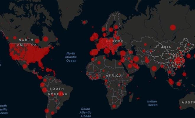 Kovid-19'dan iyileşenlerin sayısı 68 milyonu geçti