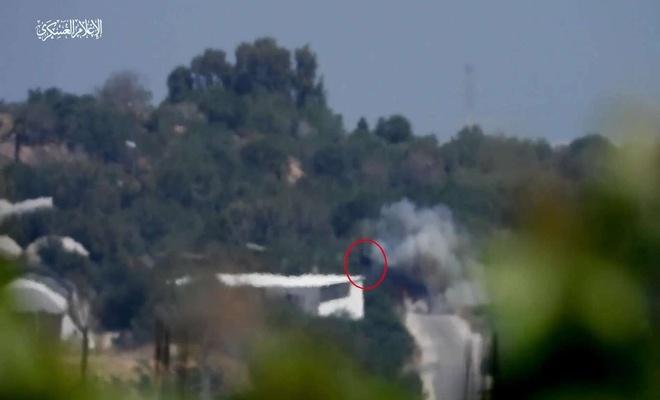 El-Qassam dîmenên telefbûna siyonîstên terorîst belav kir