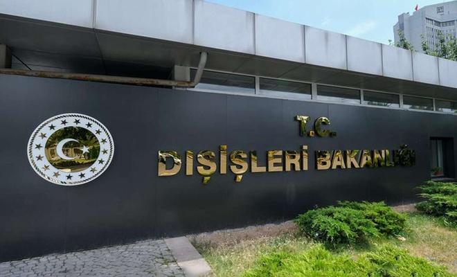 Dışişleri Bakanlığı PKK'nin Afrin'deki hastane saldırısını kınadı