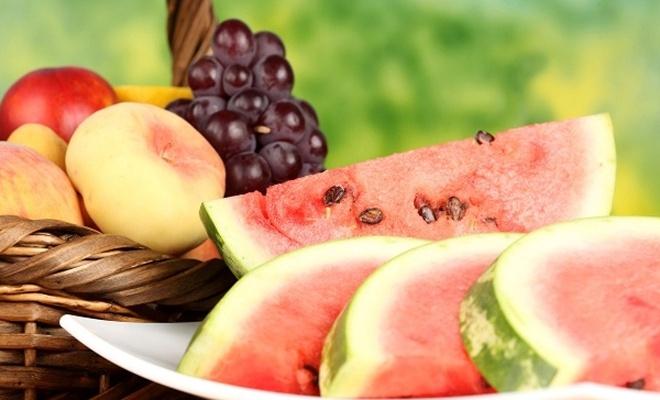 """""""Yaz meyveleri birçok hastalığa şifa niteliğindedir"""""""